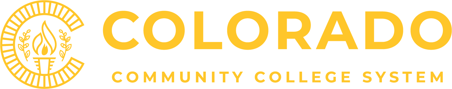 primary horizontal logo yellow