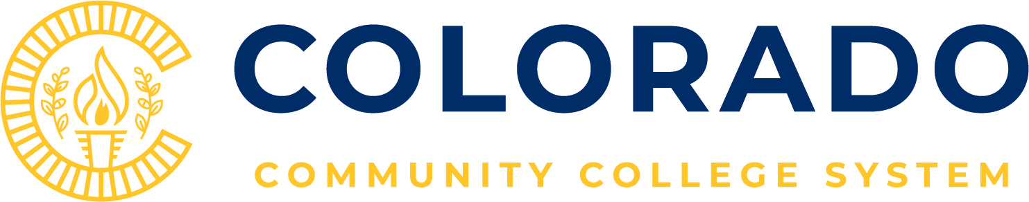 primary horizontal logo yellow and blue