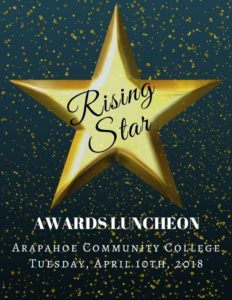 Rising Star Save The Date Awards Luncheon