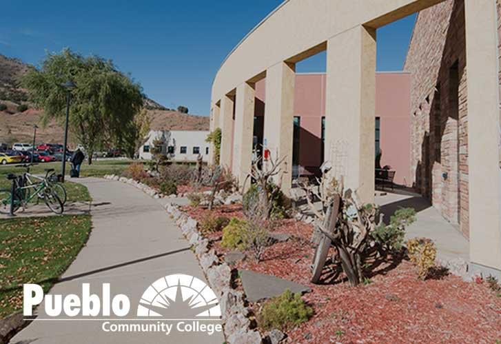 Pueblo Community College campus