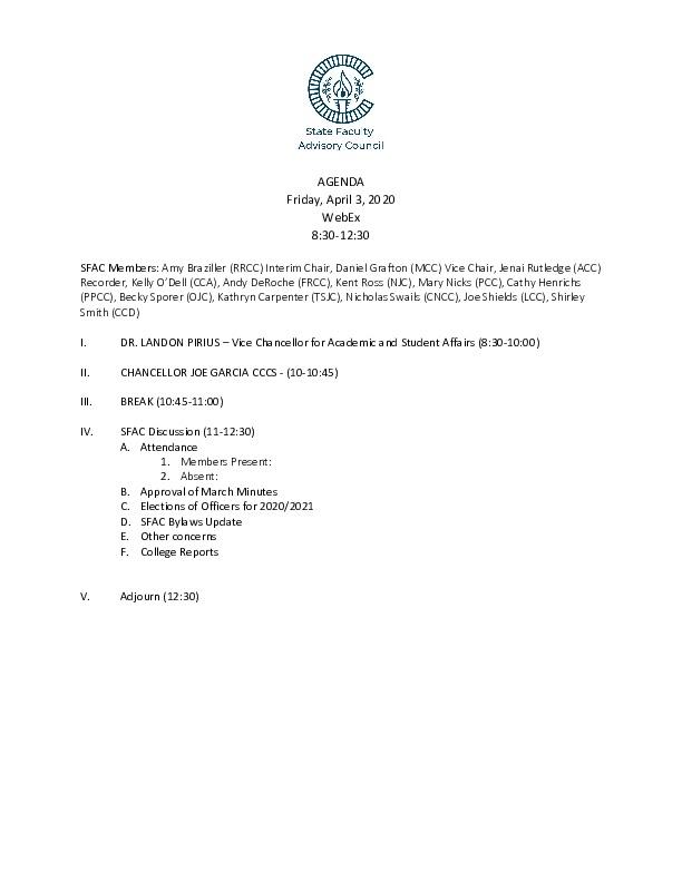 2020-04-03 SFAC Agenda PDF