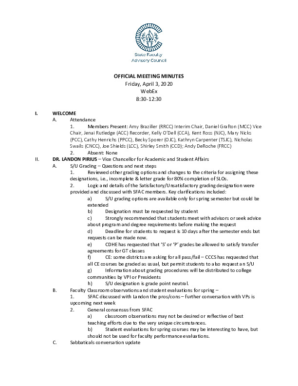 2020-04-03 SFAC Approved Minutes PDF