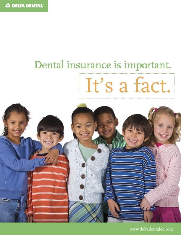 Delta Dental Fact Sheet PDF