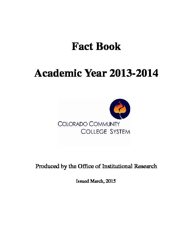 2014 Fact Book PDF