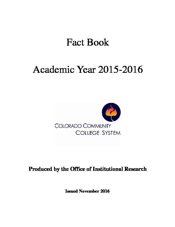 2016 Fact Book PDF