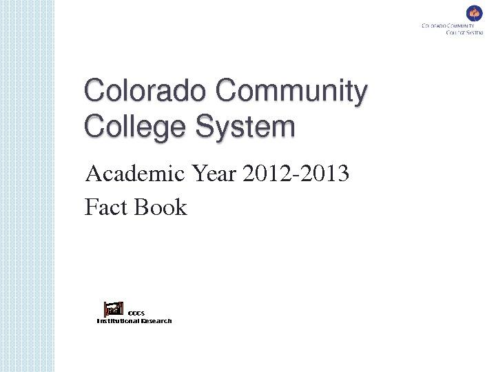 2013 Fact Book PDF