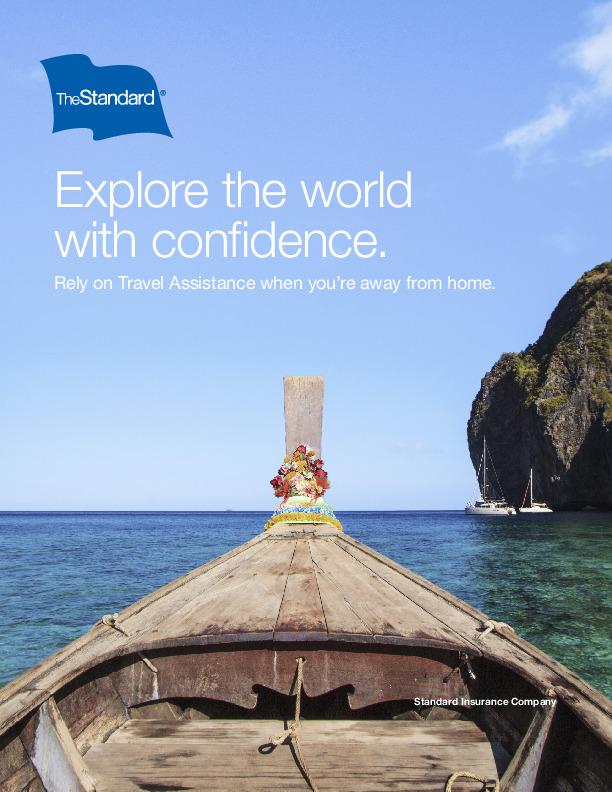 Standard Travel Assistance PDF